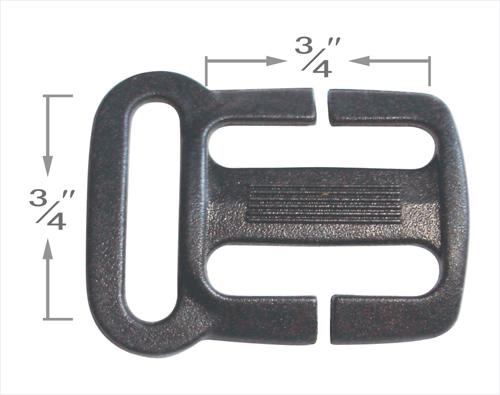 塑胶日扣D-008a